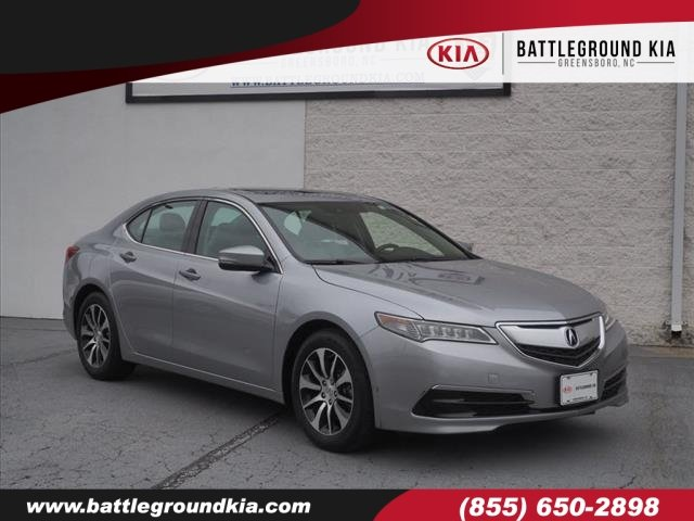 Pre-Owned 2017 Acura TLX w/Technology Pkg